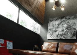 Render interior comedor living arquitectura españa Lumion vray 3dmax